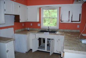 upgrading kitchens