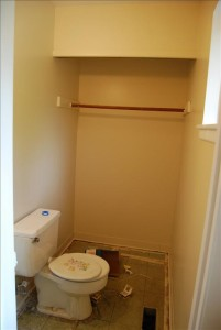 remodeling bathrooms