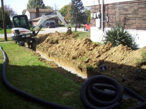 French Drain 03