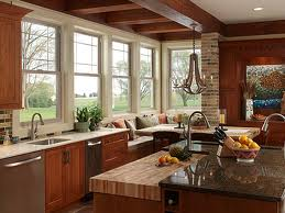 windows kitchen