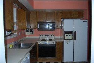 remodeling kitchen