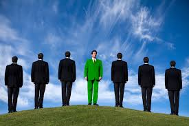 """Stand out from other flippers by """"going green."""""""